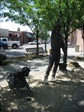 Image for Apple Pickers Sculpture - Vacaville, CA