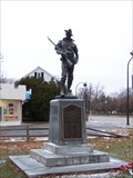 Image for Spanish-American War Memorial - Ypsilanti, Michigan
