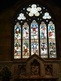 Image for East Window, All Saints Church, Evesham, Worcestershire, England