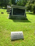 Image for Dr. Horace Wells - Cedar Hill Cemetery - Hartford, CT