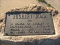 Image for Rugeley sister city monument - Western Springs, IL