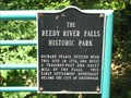 Image for The Reedy River Falls Historic Park