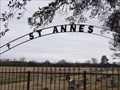 Image for St. Anne's Cemetery - Eastgate, Liberty County, TX