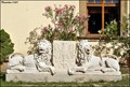 Image for Lions with Znojmo coat of arms - Znojmo Castle (Znojmo, CZ)