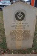 Image for Site of Mission Nuestra Senora de Guadalupe -- Nacogdoches TX