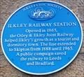Image for Railway Station, Station Rd, Ilkley, W Yorks, UK