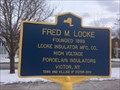 Image for Fred M Locke