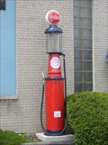 Image for Red Crown Gasoline Pump - Riverview, MI