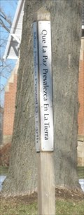 Image for Peace Pole - Grace United Church of Christ