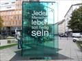 Image for Kurt Eisner -  Kurt Eisner Memorial - München, Germany
