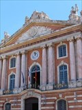 Image for Town Clock/Horloge de Ville - Toulouse, Midi-Pyrénées, France