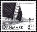 Image for Black Diamond of the Royal Library - Copenhagen, Denmark