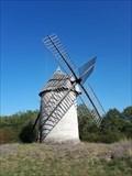 Image for Le moulin à vent du Mas de la Bosse - Promilhanes (Lot), France
