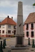 Image for Monument aux Morts - Lauterbourg, France