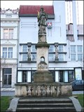 Image for Sv. Jan Nepomucky / St. John of Nepomuk, Benatky nad Jizerou, CZ