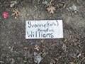 Image for Yvonne Hampton Williams, Timpson Chapel Cemetery, OK USA