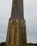 Image for Yarloop War Memorial, Western Australia