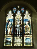 Image for Ralph Michael Mack window - St Margaret - Paston, Norfolk