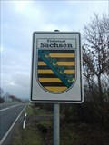 Image for Bordercrossing Thuringia/Saxony - Mielesdorf/THR/Germany