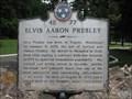 Image for Elvis Aaron Presley - 4E 77 - Memphis, TN
