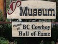 Image for BC Cowboy Hall of Fame - Williams Lake, British Columbia