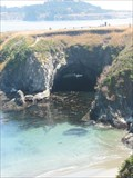 Image for Natural Arches: Mendocino Headlands Double Arches