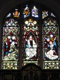 Image for St Michael & All Angels Church Windows - Sopley, Hampshire, UK