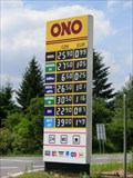 Image for E85 Fuel Pump Tank Ono - Cvikov, Czech Republic