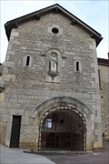 Image for Chapelle et fontaine Sainte-Reine - Alise-Sainte-Reine, France