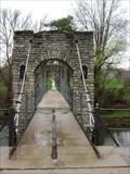 Image for Swinging Bridge - Greenville, Ohio