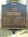 Image for Gänseviertel (Goosetown)