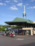 Image for The Frank Lloyd Wright Gas Station