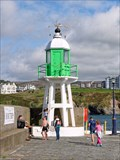 Image for Raclan Pier Light — Port Erin, Isle of Man