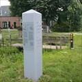 Image for replica Roman milestone - Kortsteekterweg, Alphen aan den Rijn (NL)