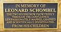 Image for Leonard Schombel - Milltown MT