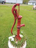 Image for R. McDougall Water Pump - Wellington, PEI