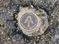 Image for Appalachian Trail Disk at Mount Greylock, MA