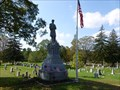 Image for Brookfield Civil War Monument - Brookfield, MA