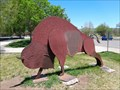 Image for Buffalo - Grants, New Mexico, USA.