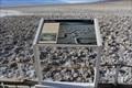 Image for Salt Flats -- Death Valley National Park, CA