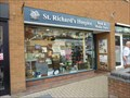 Image for St Richards Hospice charity book shop, Malvern Link, Worcestershire, England
