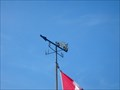 Image for Maintenance Weathervane - Amherst Island, ON