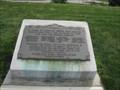 Image for Wheeling Steel World War II Memorial - Steubenville, Ohio