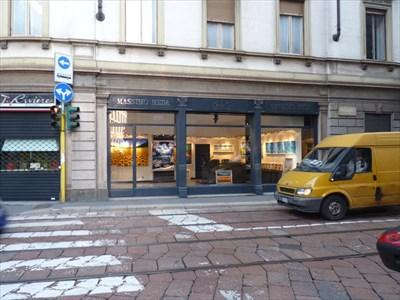 Massimo Meda Gallery . Milan, Italy - Art Galleries on Waymarking.com