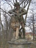 Image for Constellation Hercules & God Hercules, Smecno, Czechia