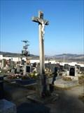Image for Centrální kríž hrbitova  / Central Cross the Churchyard - Cestice, okres Strakonice,  CZ