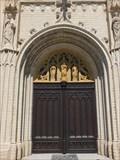 Image for Doorway of Onze Lieve Vrouwekerk Sint-Truiden, - Limburg / Belgien