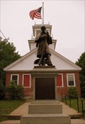 Image for Civil War Monument.  Peterborough, NH