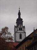 Image for Glockenturm der ev. Stadtkirche Rudolstadt/ THR/ GER