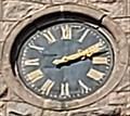 Image for Clock at Church - Vinbergs kyrkby, Sweden